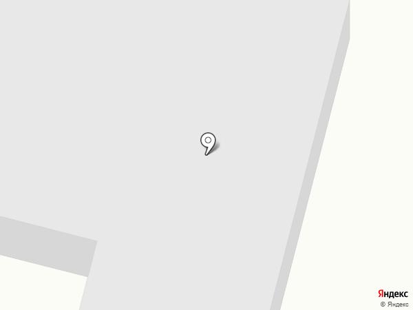 Квадр на карте Кисловодска