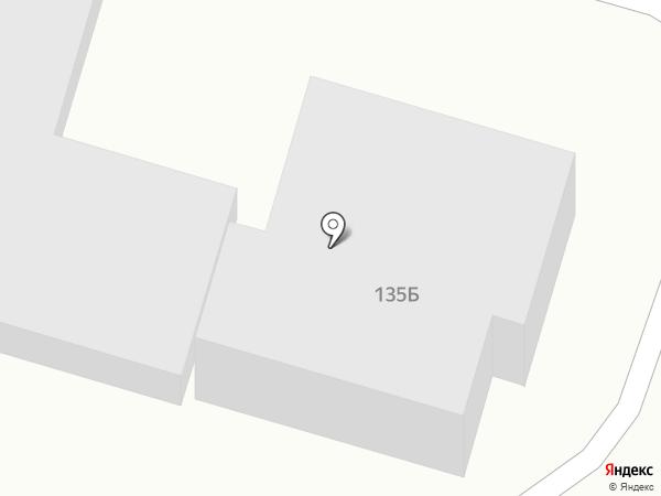 Юмакс на карте Кисловодска