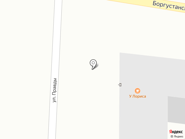 У Лориса на карте Ессентуков