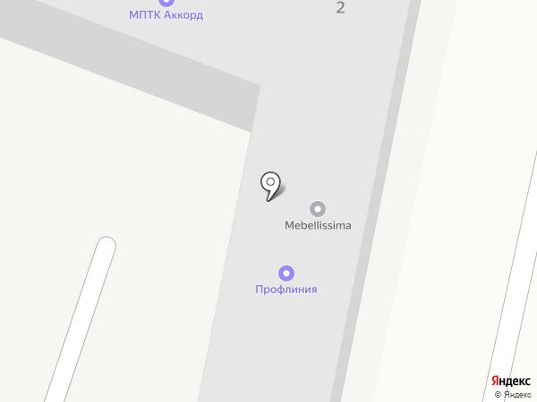 Мейсол на карте Ессентуков