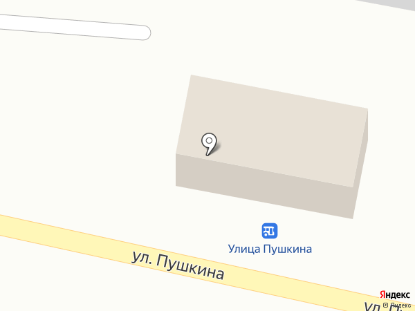 Бумеранг на карте Ессентуков