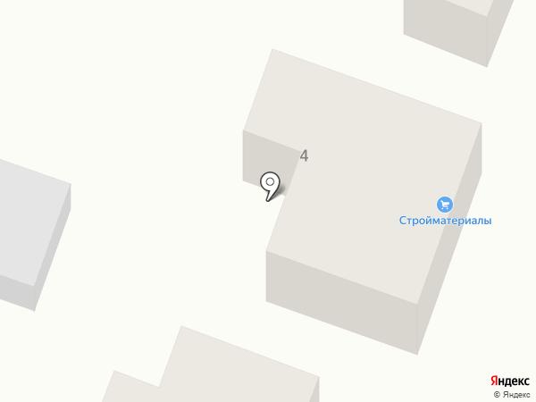 Газавтотехстрой на карте Ессентуков
