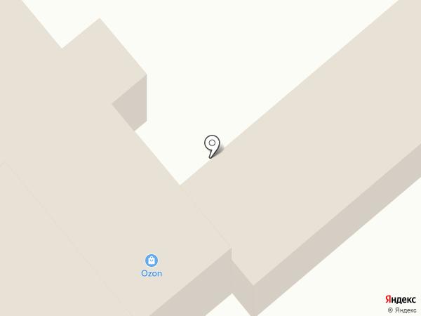 Берендей на карте Ессентуков