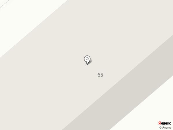 Почтовое отделение №37 на карте Ессентуков