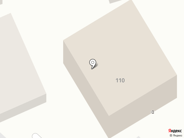 Дом. Сад на карте Ессентуков