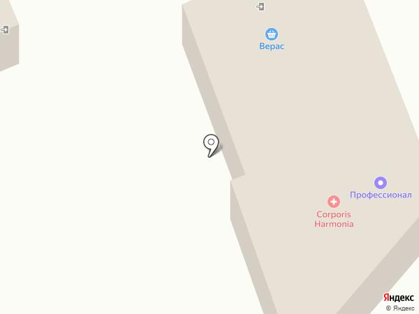 ВТБ Медицинское страхование на карте Ессентуков