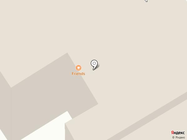 ПетСити на карте Ессентуков