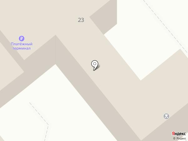 Отдел ГИБДД на карте Ессентуков