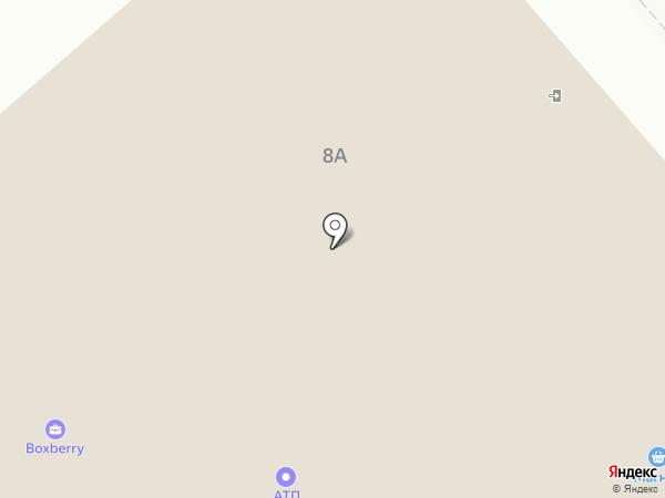 Курортное на карте Ессентуков