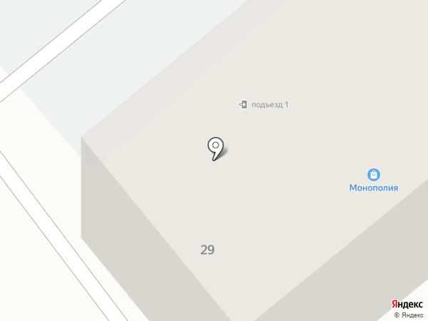 Адвокатский кабинет Сухачёвой Ю.А. на карте Ессентуков