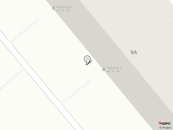 Жилсервисстрой на карте Ессентуков