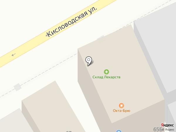 Ессентукский ПивЗавод на карте Ессентуков