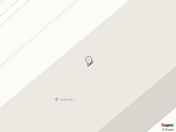 Двойной Дракон на карте Ессентуков