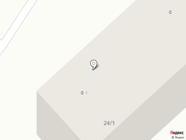 Доходный Дом на карте Ессентуков