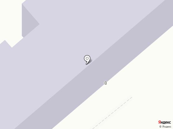 Средняя общеобразовательная школа №8 на карте Ессентуков