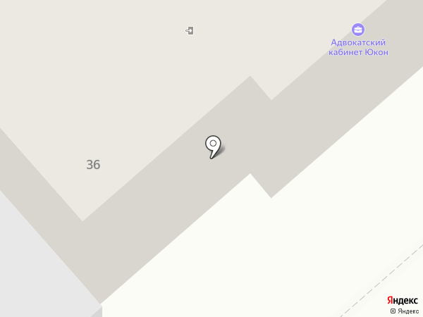 Алина на карте Ессентуков