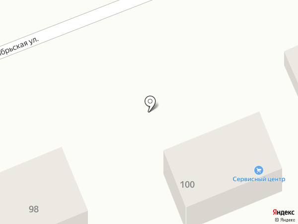 Сервисный центр на карте Ессентуков
