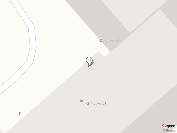 Росток на карте Ессентуков