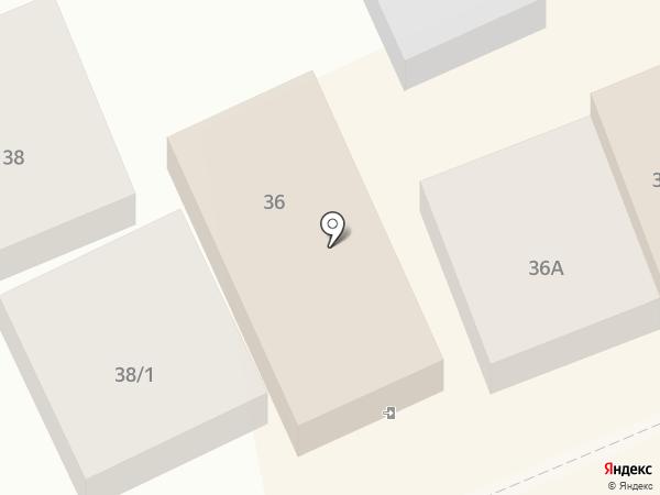 Ломбард АГАТ на карте Ессентуков