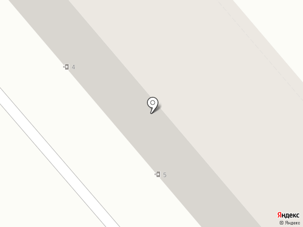 КМВ на карте Ессентуков