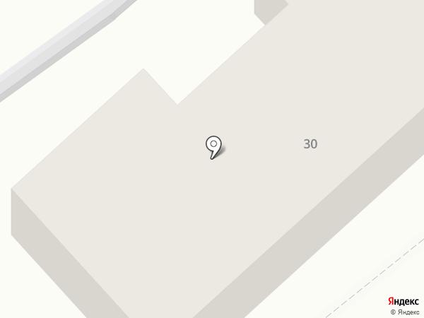 Юнисет на карте Ессентуков