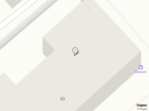 Ители на карте Ессентуков