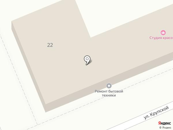 Юридический кабинет на карте Ессентуков