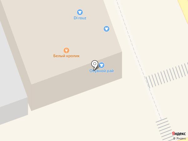 Шармэль на карте Ессентуков