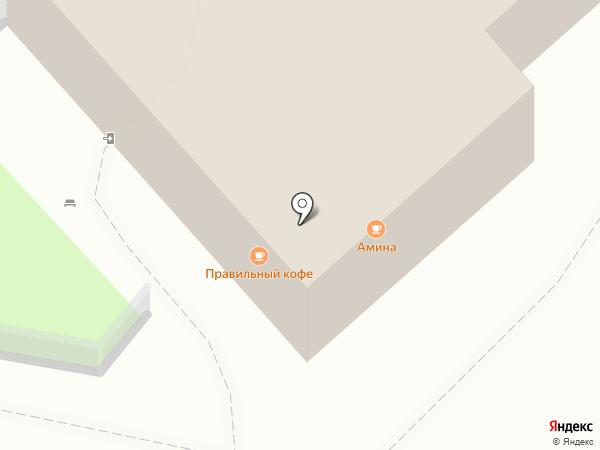 Банк Возрождение, ПАО на карте Ессентуков