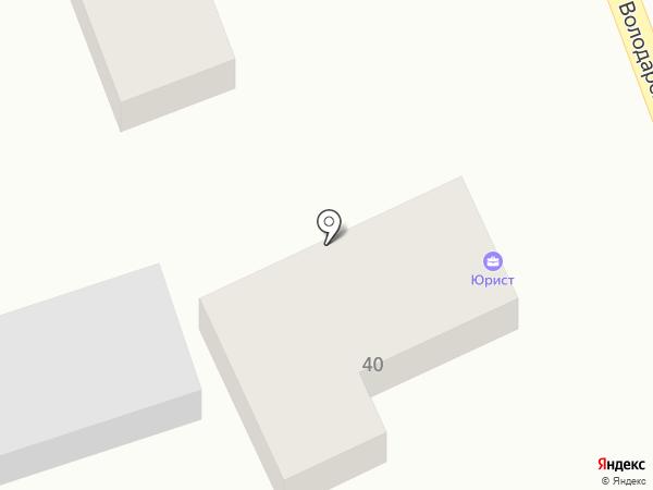 Подружка на карте Ессентуков