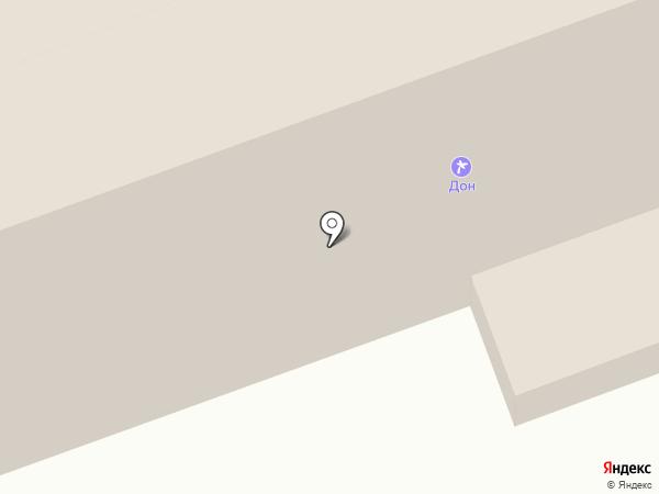 ЛТД на карте Ессентуков