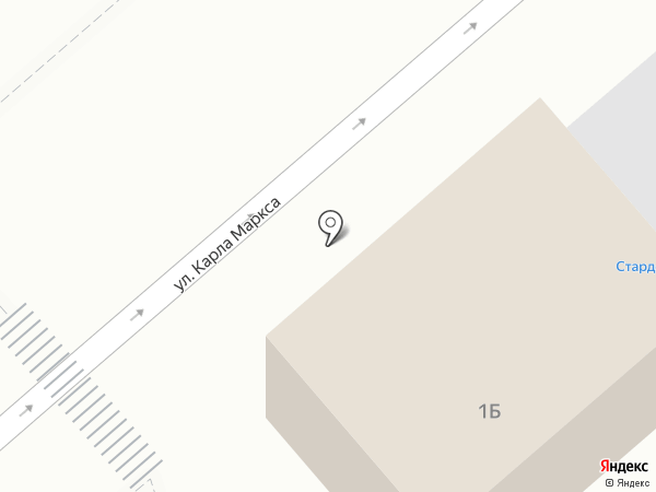 ROZ`MARIN на карте Ессентуков