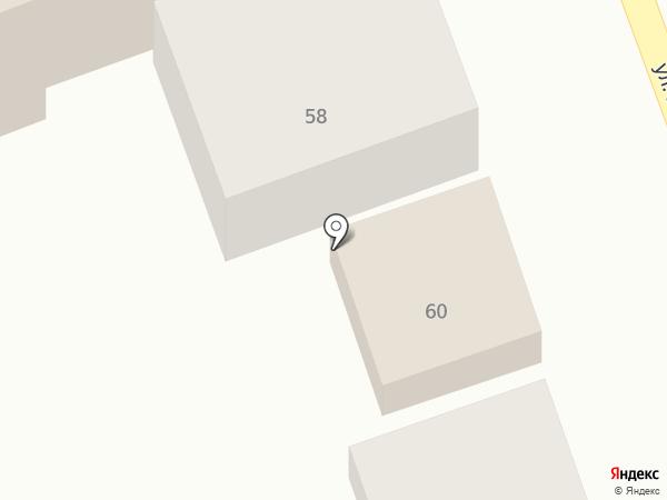 Мегарусс-Д на карте Ессентуков