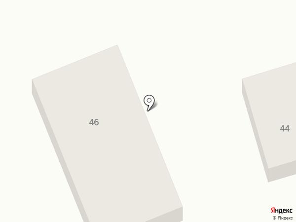 Наш дом на карте Ессентуков