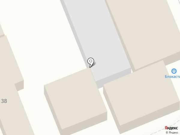 Салон оптики на карте Ессентуков
