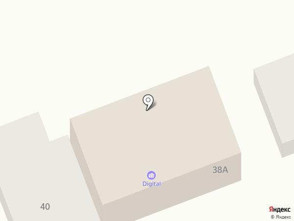 Содействие, ПК на карте Ессентуков
