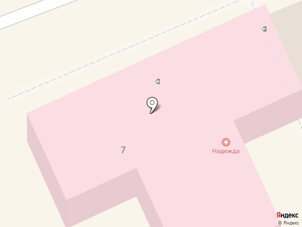 SOVA на карте Ессентуков