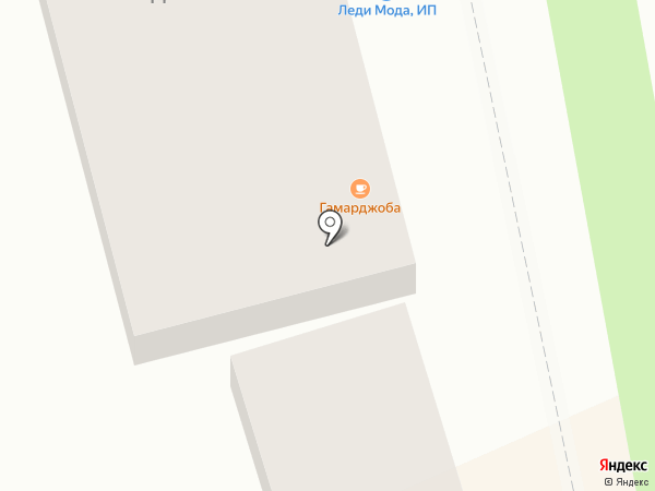 Шишки-баб на карте Ессентуков
