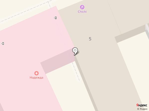 Поиск на карте Ессентуков