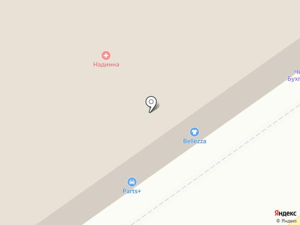 Bellezza на карте Ессентуков
