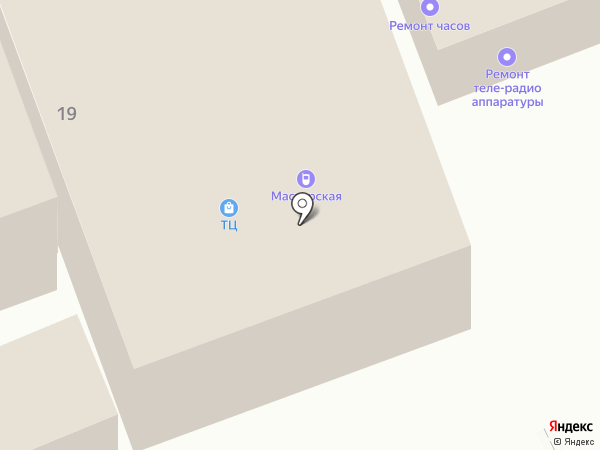 Магазин электробензоинструмента на карте Ессентуков
