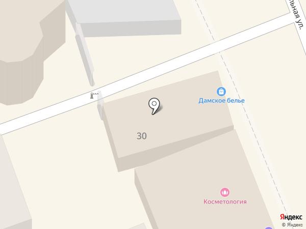 Магазин женского белья на карте Ессентуков