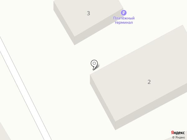 Материк Карго на карте Ессентукской