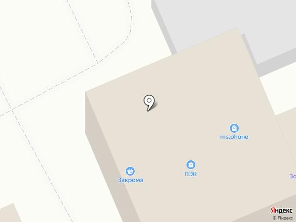 Техтайм на карте Ессентуков