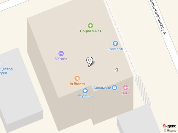 Яркий стиль на карте Ессентуков