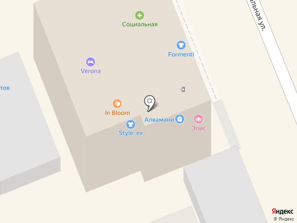 Formenti на карте Ессентуков