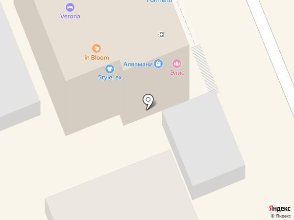 Ferroom Shop на карте Ессентуков