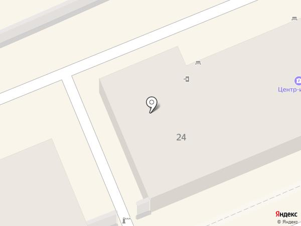 КБ Центр-инвест на карте Ессентуков