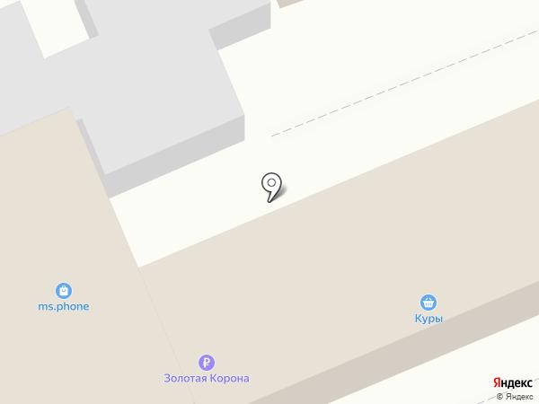 МТС на карте Ессентуков