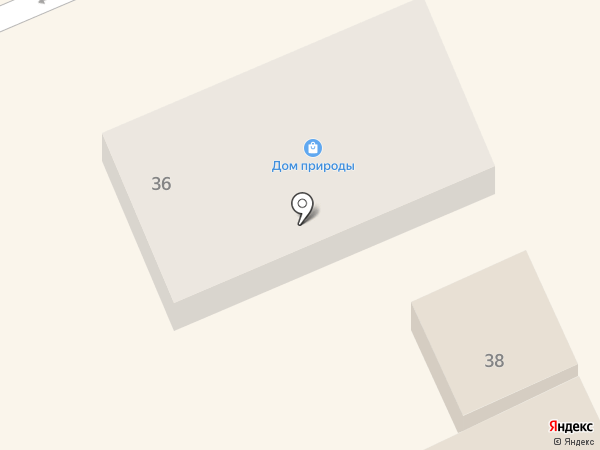 Алиса на карте Ессентуков